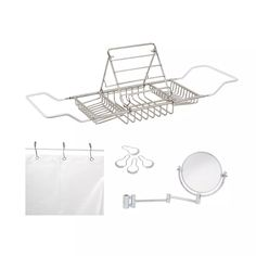 Randolph Morris Tub and Shower Accessory Set