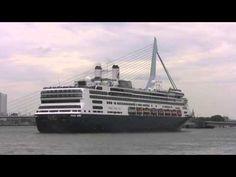▶ ms Rotterdam departs on 17 augustus 2013 - YouTube