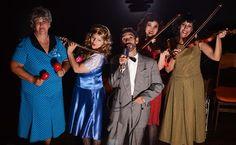 LIMA VAGA: Orquesta de Señoritas en el Teatro Auditorio de Mi...
