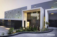 Casa Moderna y Grande