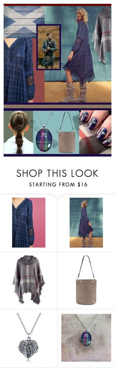 """""""21st Century Celtic"""" by abunchofwordz ❤ liked on Polyvore featuring Akemi + Kin, Marni and Bling Jewelry"""