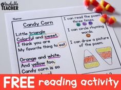 Free Candy Corn Read