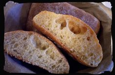 Ciabatta Italian Slipper Bread) Recipe - Food.com