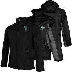 New York Jets Mountain Trek System Full Zip Jacket - Black e5188d7cc