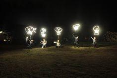 Luz, Luces, Noche, Oscuridad, Idea, Pensamiento