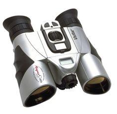 Vivitar MagnaCam 1025x1 Binocular and 1.3-Megapixel Digital Camera