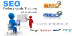 We offer #SEO #training in #Chandigarh and give an exciting opportunity to work on Live Projects during the training period.  #brillinfosystems
