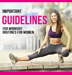 Do you aspire to be a fit and fine female? Or could be possible, that you would be a fit lady but desire to be more effectively fit. #fitness
