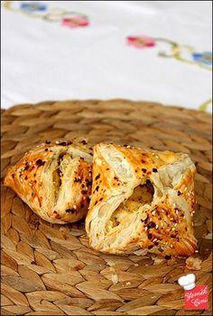 Patatesli & Baharatlı Milföy Bohçaları