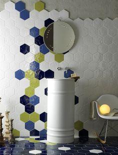 Exabright | Tonalite | Série obkladů do koupelny | SIKO KOUPELNY
