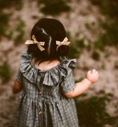 Pigtail sets for your little Free Spirits. Made with love in the USA.