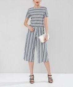 339ad895019e This Blue Stripe Top Stripe Top