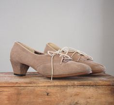 1960's oxford shoes #oxford #shoes