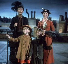 A spoonful of spite: New film set to reveal truth about Mary Poppins' creator... she was a vile woman and abusive mother