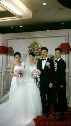 Ariel Lin gets married on Christmas Eve in Taipei   China Entertainment News