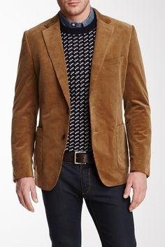 GANT Essential Cord Blazer on HauteLook