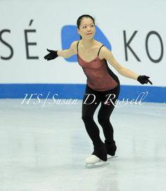 Akiko Suzuki(JAPAN) : ISU Grand Prix of Figure Skating Final 2012