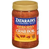 Extra Spicy Crawfish, Shrimp and Crab Boil