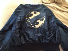 My jacket from my time with the Chicago International Film Festival which heavily influenced Little Boy Dead.