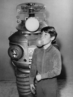 "Lost in Space (1965-1968) - I loved this show! My nieces use the phrase they've heard so many times from their aunts and mothers but don't know where it came from. ""Danger! Danger, Will Robinson!"""