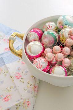 Gorgeous Christmas ornaments