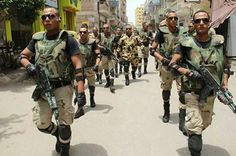 Egyptian Soldiers♥♥♥