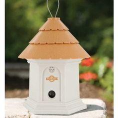 Petsafe Deluxe Outdoor Bark Control Birdhouse PBC00-12788