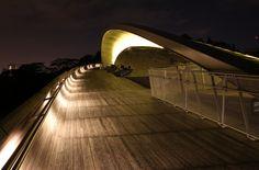 Henderson Waves Köprüsü - Bukit Merah, Singapur