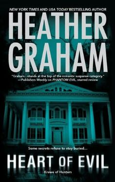 Heart of Evil by Heather Graham. I'm not much into paranormal / ghost stories, but this was pretty good.