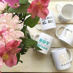Shop Melissa Creates coffee mugs