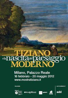 Tiziano e la nascita del paesaggio moderno - Milano, Palazzo Reale