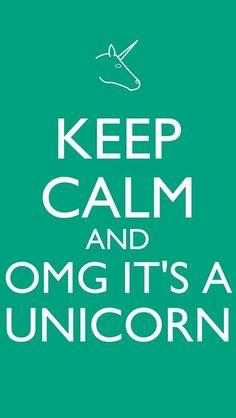 Unicorns!!!!!!