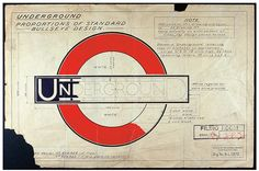 The Amazing History Of London's Most Enduring Logo  //  #LogoDesign #GraphicDesign #Inspiration