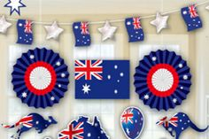 Themed Parties, Party Themes, Party Ideas, Mission Farewell, Australian Party, 65 Birthday, Celebration Day, Anzac Day, Australia Day