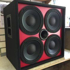 Vanderkley Bass Cabinet...love it!!