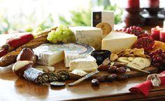 Simon Johnson's Cheese Platter | Thomas Dux