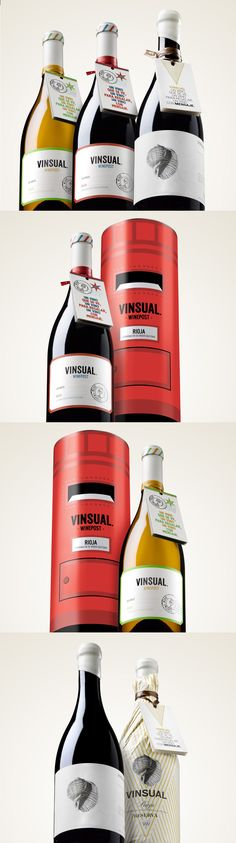 Vinsual Wine - #Rioja #Spain #taninotanino
