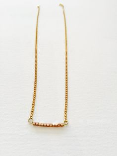 The Lucinda Neck Chain