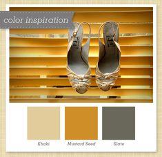 color palettes | Sarah Hearts - Tan, Gold, & Gray Color Palette 33