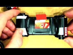 How to make a camera out of a matchbox - YouTube