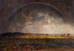 "Autor: ""Martin Benka""   Web umenia1918 Po búrke"