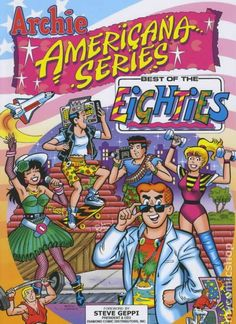 archie comic books high