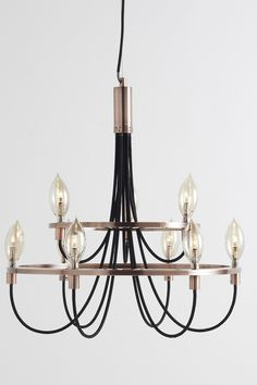 Frederica Candelabra | Ceiling Lights Chandeliers | Lighting | Categories | BHS