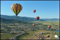 Hot Air Balloon Rides in Colorado, Denver, Boulder, & Estes Park, Ballooning by Fair Winds Hot Air Balloon Flights