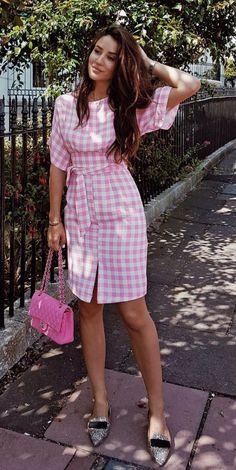 252c4d23d7e 40 Cute Casual Work Outfits to Wear all day Long. Summer Outfits WomenCasual  Summer OutfitsCasual DressesSummer DressesSpring OutfitsFashion Dresses Autumn ...