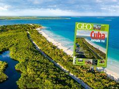 Ce mois de janvier, GEO vous emmène dans un Cuba jamais vu : nous en avions assez de cette vision réductrice, les vieilles maisons de La Havane, les voitures américa...