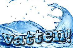 NO Vattentema 10 fakta om vatten! | KPwebben