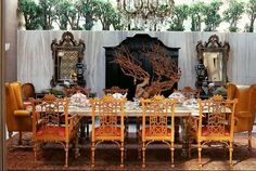 14 of the Most Jaw-Dropping Chinoiserie & Asian-Inspired Rooms | See 13 More on MotleyDecor.com