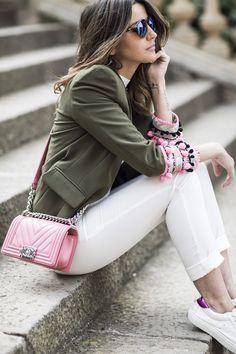 PINK IS THE KEY - Lovely Pepa by Alexandra