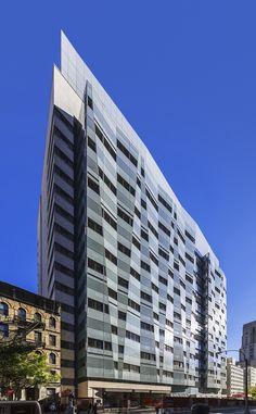Weill Cornell Medical College Belfer Research Building / Todd Schliemann | Ennead Architects